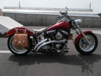 FLSTF  FAT BOY  KUSTOM